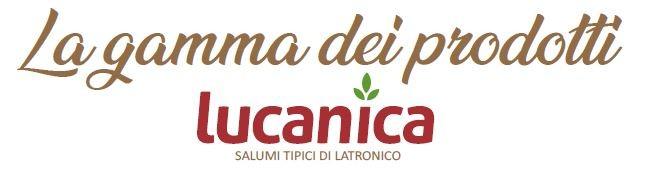Salumi Lucanica