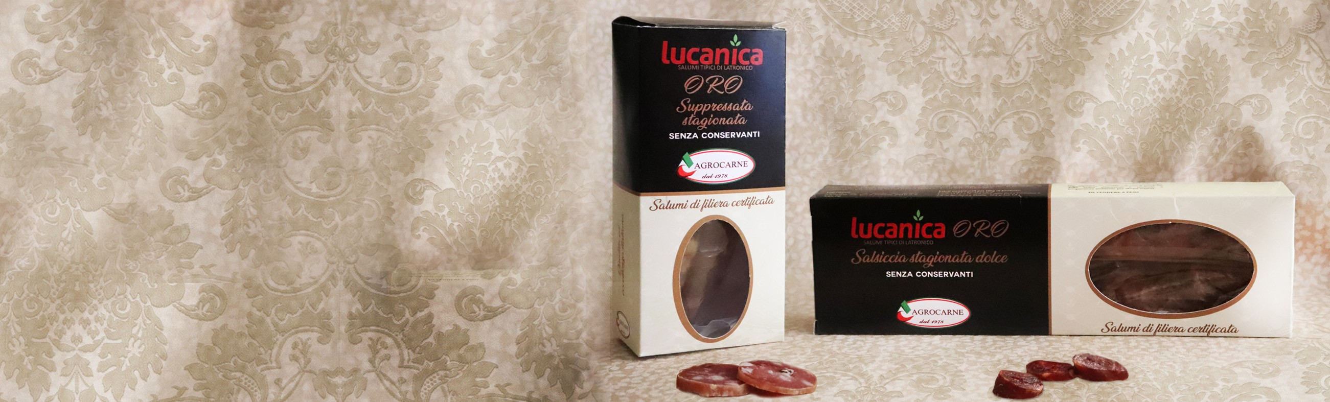 LUCANICA GOLD LINE WITHOUT PRESERVATIVES